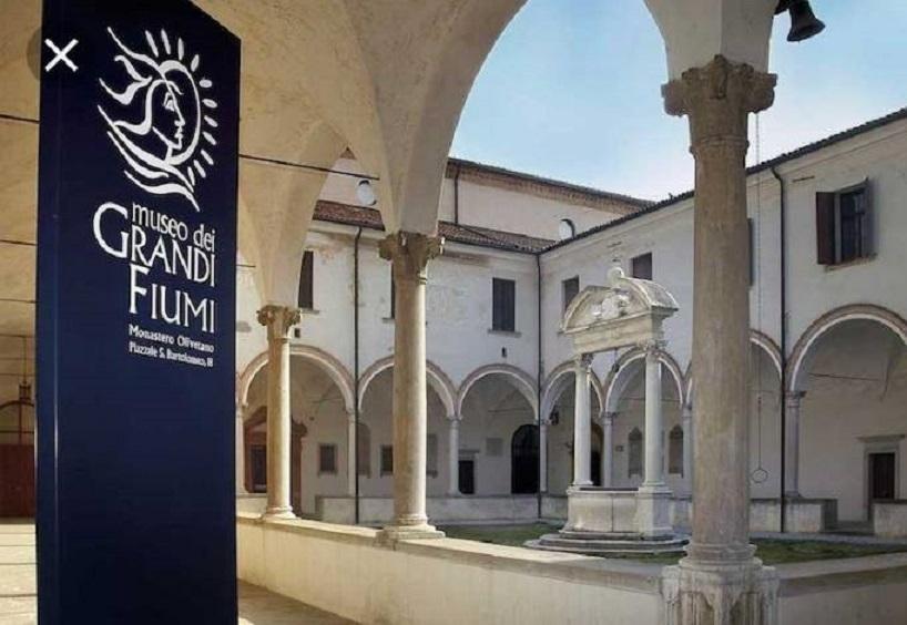 Ingresso Museo Gradni Fiumi Da Facebook