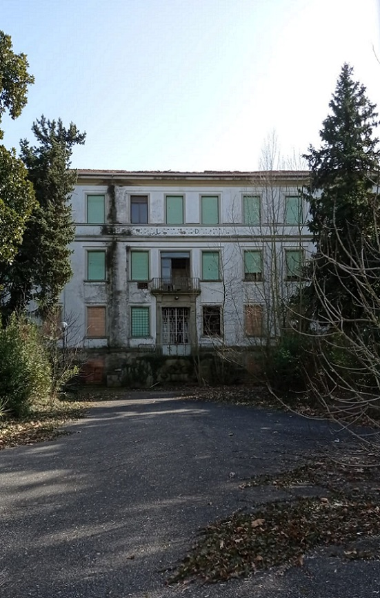 Padiglione Ingresso Ex Maddalena