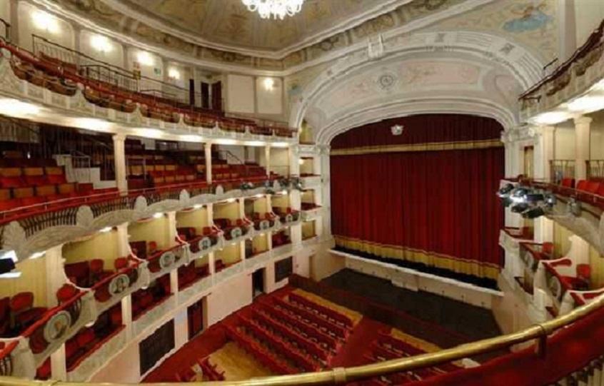 Teatro Sociale Interni