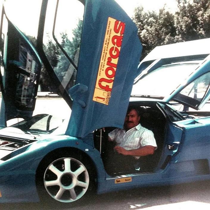 Dalla Opel Corsa-e nasce bolide elettrico per formare