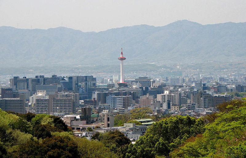 M'illumino di meno e Kioto