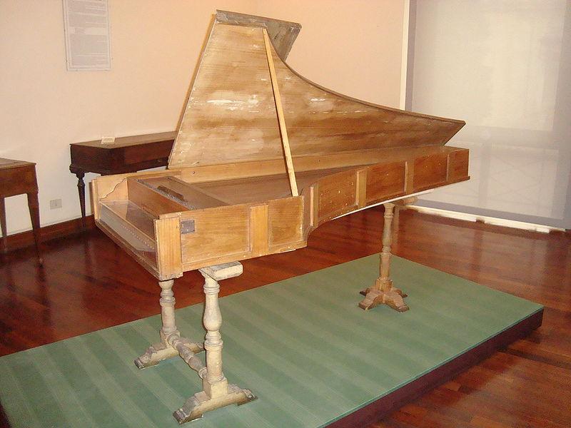 Pianoforte Cristofori 1722