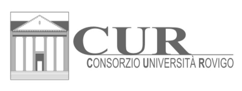 Logo del Cur, Consorzio Università Rovigo