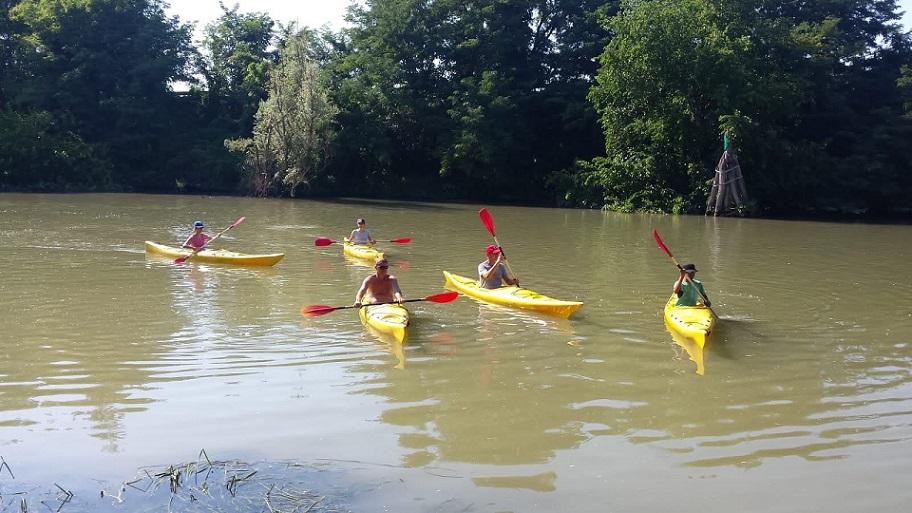 gruppo canoe Canalbianco Sito Web