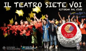 Il Teatro Siete Voi Locandina In Evidenza