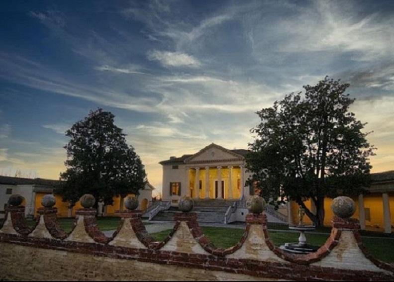 Villa Badoer e il teatro sociale di rovigo