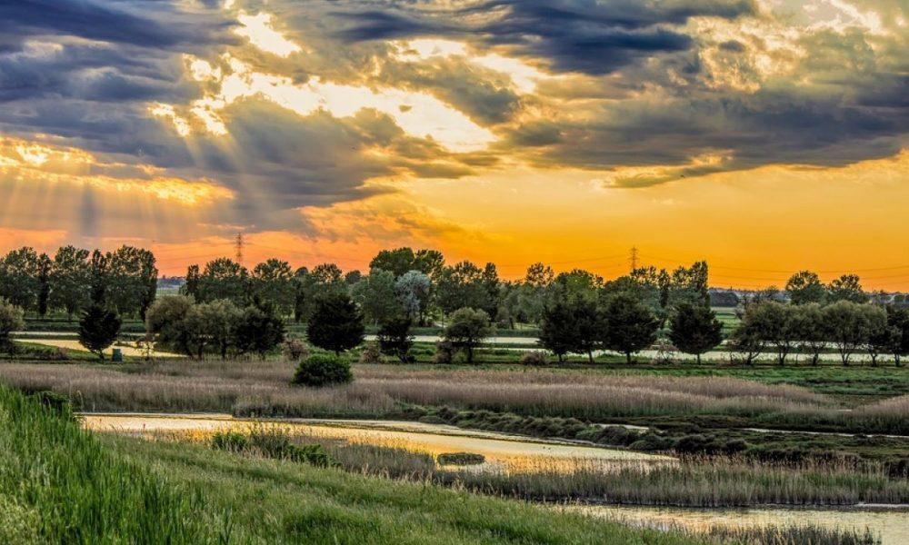 Delta Del Po Da Pixabay