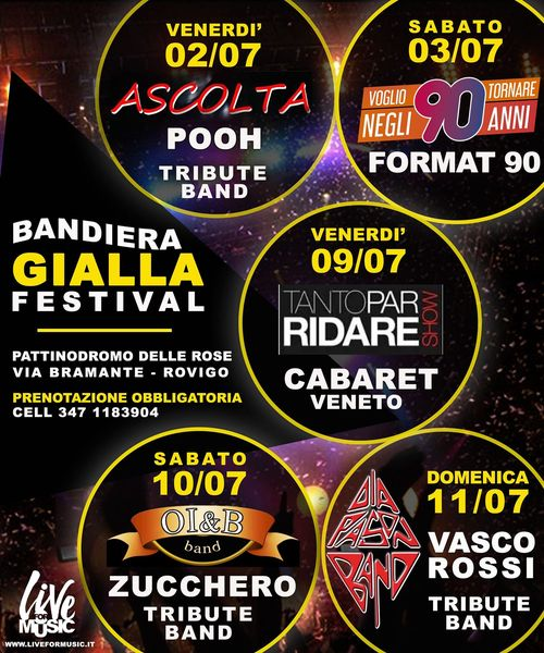 Volantino Festival 2021