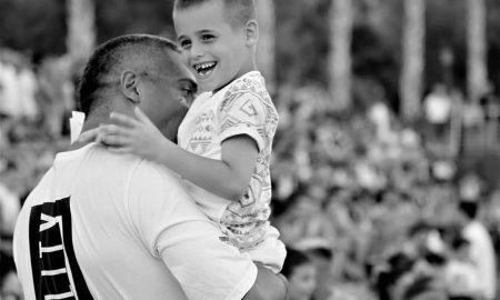 Ferdy e il papà
