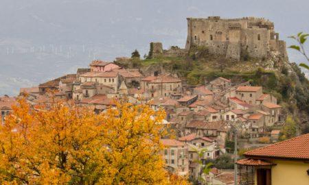 Castello Sicignano degli Alburni
