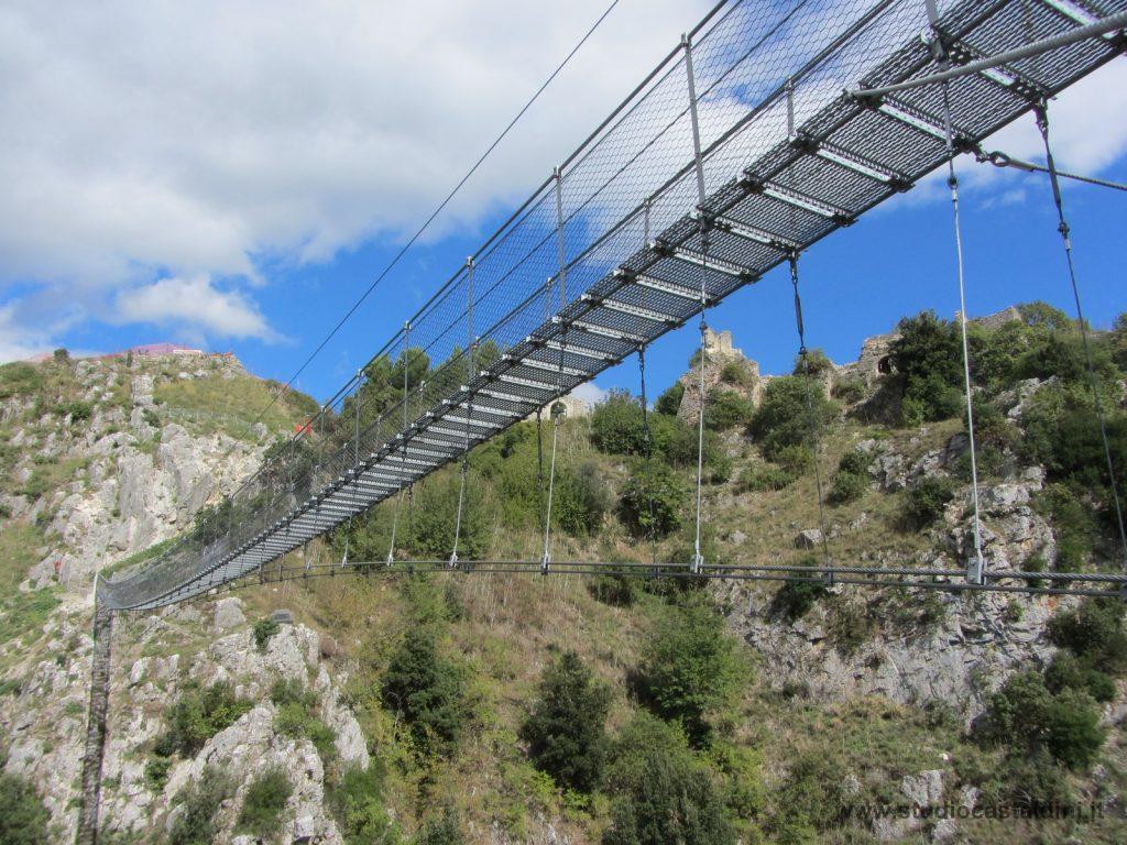 Ponte Tibetano Laviano