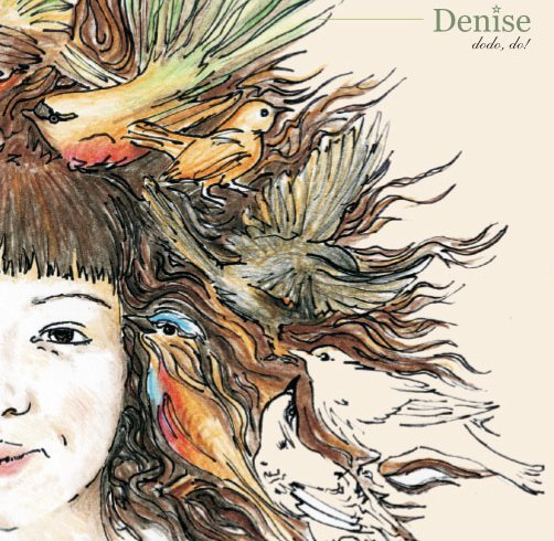 "Denise - copertina dell'album ""dodo, do!"""