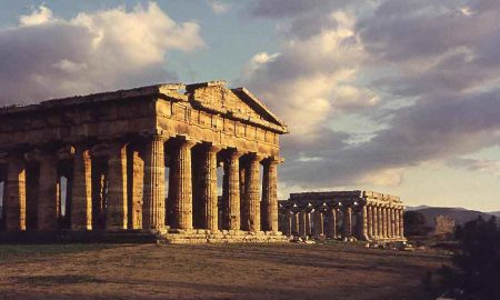 PaestumPoseidonandHeraion-1953