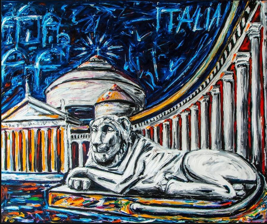 Opera di Vito Antonio Faraone