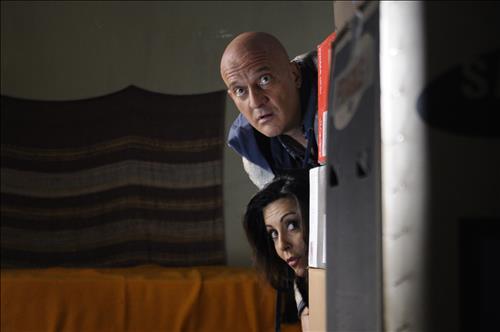 Due imbroglioni e mezzo - Claudio Bisio e Sabrina Ferilli