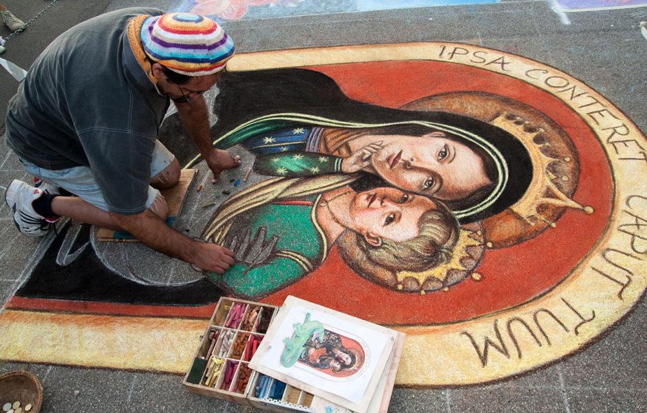 Madonnari in Piazza... e Oltre