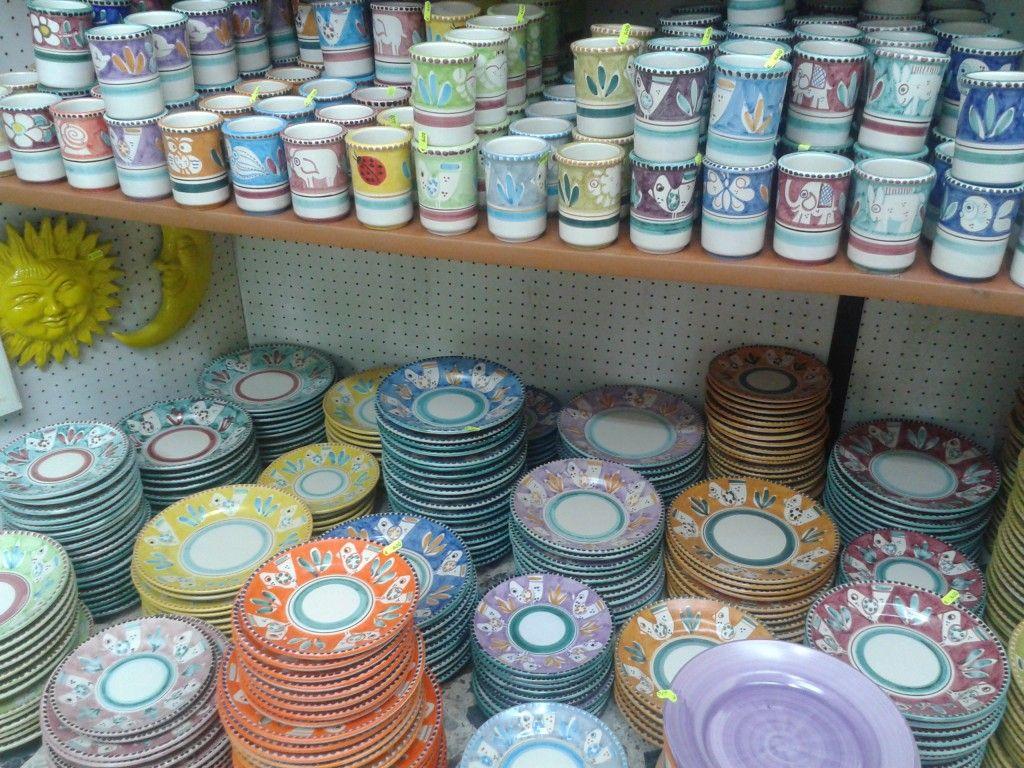 Vasi ceramica di vietri