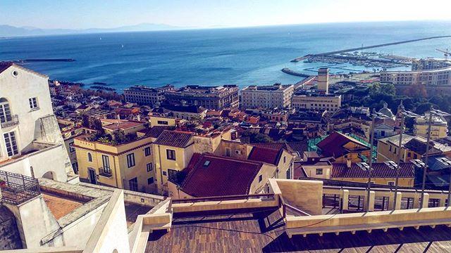 Salerno dall'alto - Francesco Fasanaro