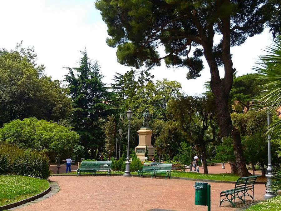 Villa Comunale di Salerno