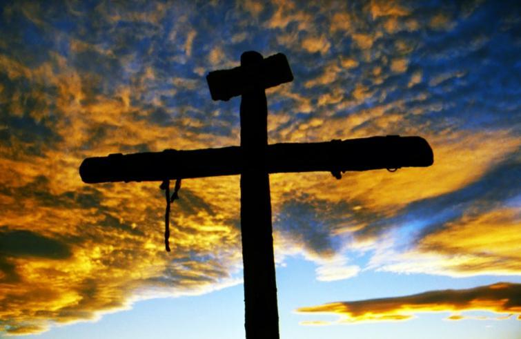 Croce, Venerdì Santo