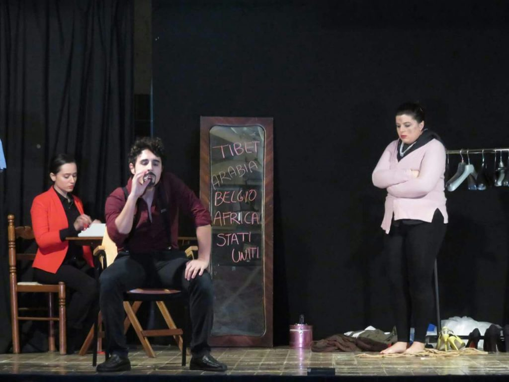 Teatro La Ribalta - Passi affrettati