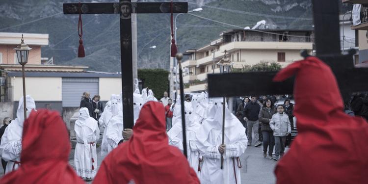 processione dei paputi