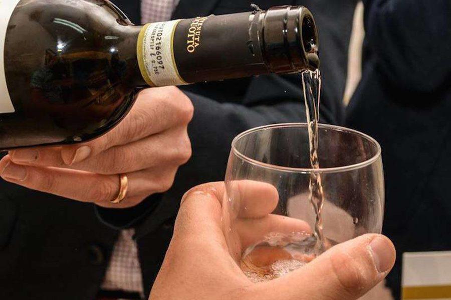 Vino Calice Bottiglia