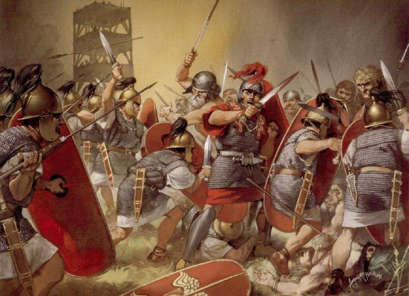 Battaglia Romana