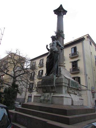 Statua della Libertà. Salerno