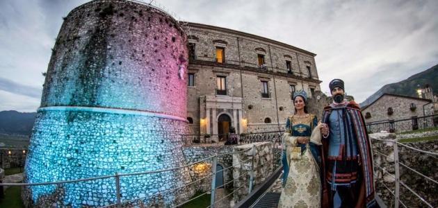 Il Matrimonio di Sanseverino con la Principessa Costanza