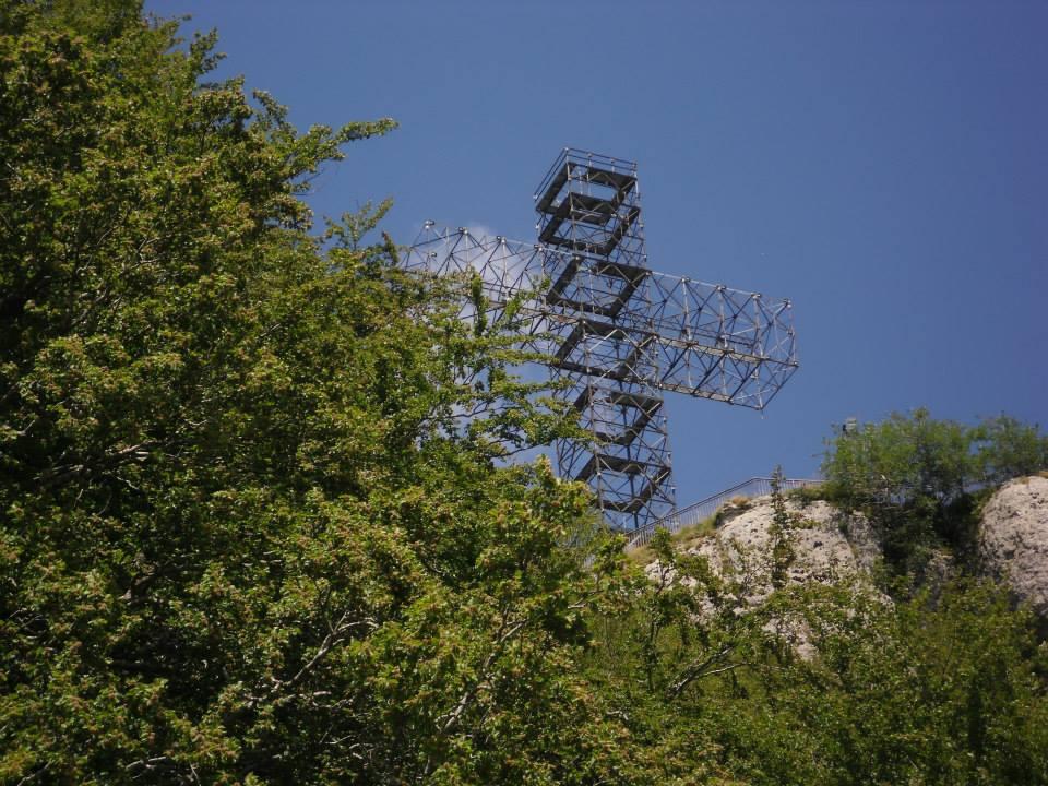Novi Velia, crose sul Monte Gelbison