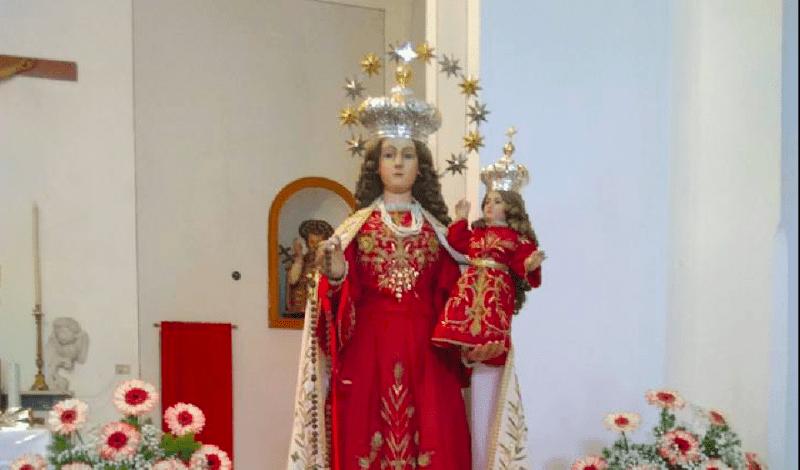 Casigliano, Madonna del Rosario