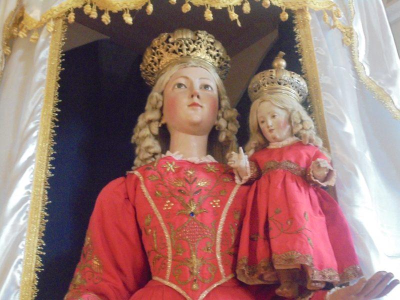 Ostigliano, Madonna del Rosario