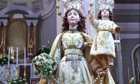 Perdifumo, Madonna del Rosario