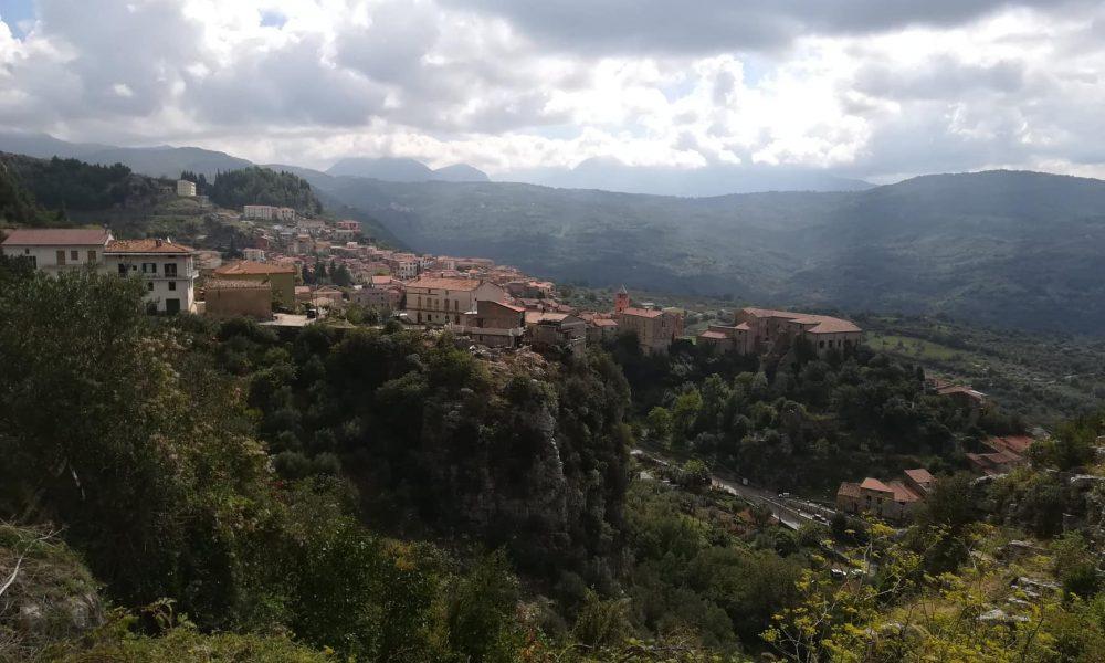 Sant'Angelo a Fasanella, panorama