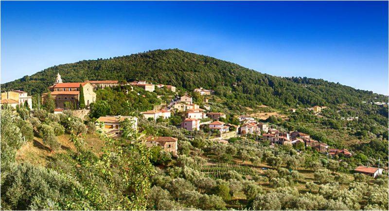Monte Stella - Celso, Pollica