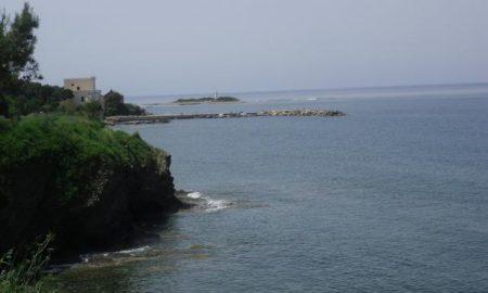 Punta Licosa, foto di Giuseppe Conte