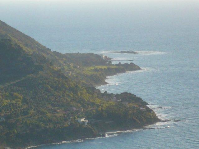 Cilento - Punta Licosa, foto tratta da wikipedia