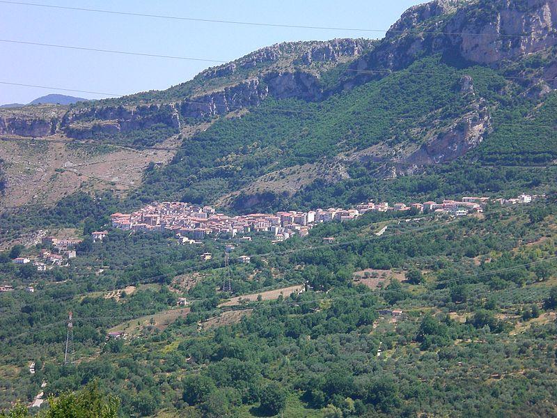 Sacco (Sa), foto tratta da wikipedia