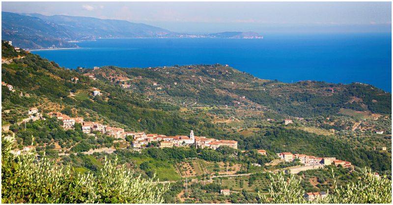 Monte Stella - Cannicchio, Pollica