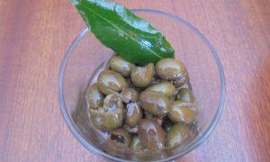 Olive ammaccate (foto di Giuseppe Conte)