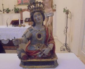 Come Catarenea accussì Natalea - Santa Caterina d'Alessandria