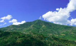 Monti del Cilento – Monte Stella (foto tratta da wikipedia)