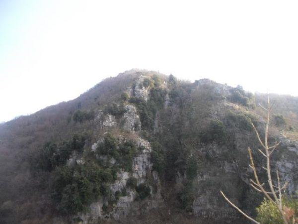 Monti del Cilento - Monte Cervati