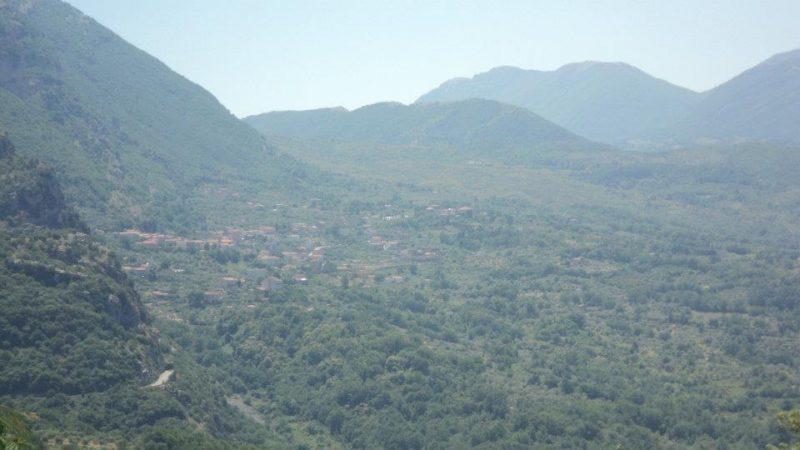 Monti del Cilento - Sacco