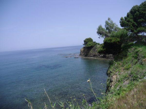 Costa del Cilento - Licosa (foto Giuseppe Conte)