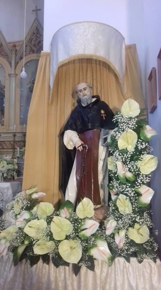 Sant'Antonio Abate - statua