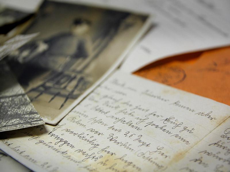 Amore - Lettere d'amore della Seconda Guerra Mondiale