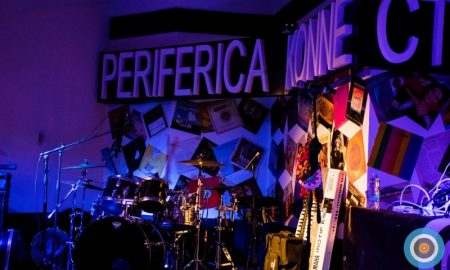 Periferica Konnection - band sul palco