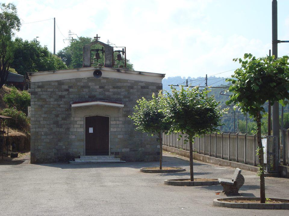 Rutino Scalo, la chiesa di Sant'Anna